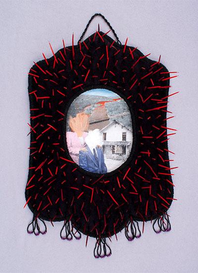 Luanne Redeye: Frames
