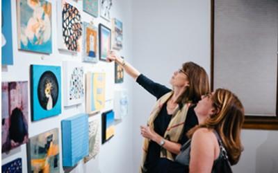 12×12 Fundraising Exhibition