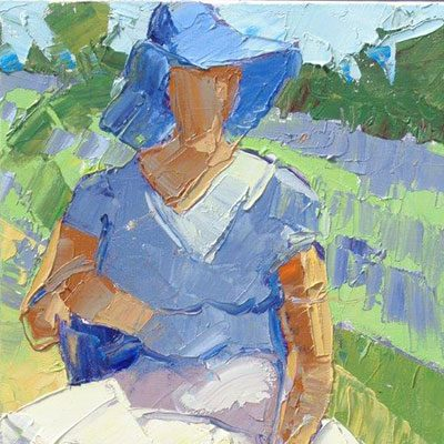 Contemporary Figure Painting in Oils with Michelle Chrisman