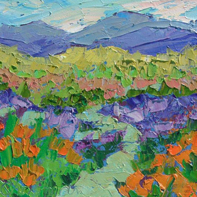 Plein Air Landscape with Michelle Chrisman