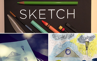 Sketchbook Adventures with Becky Weishampel