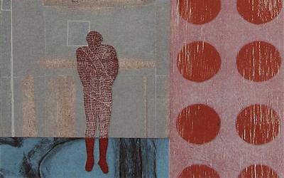 Four Printmakers: Aaron Bass, Helen Cozza, Laurel Lampela, Janet Shagam
