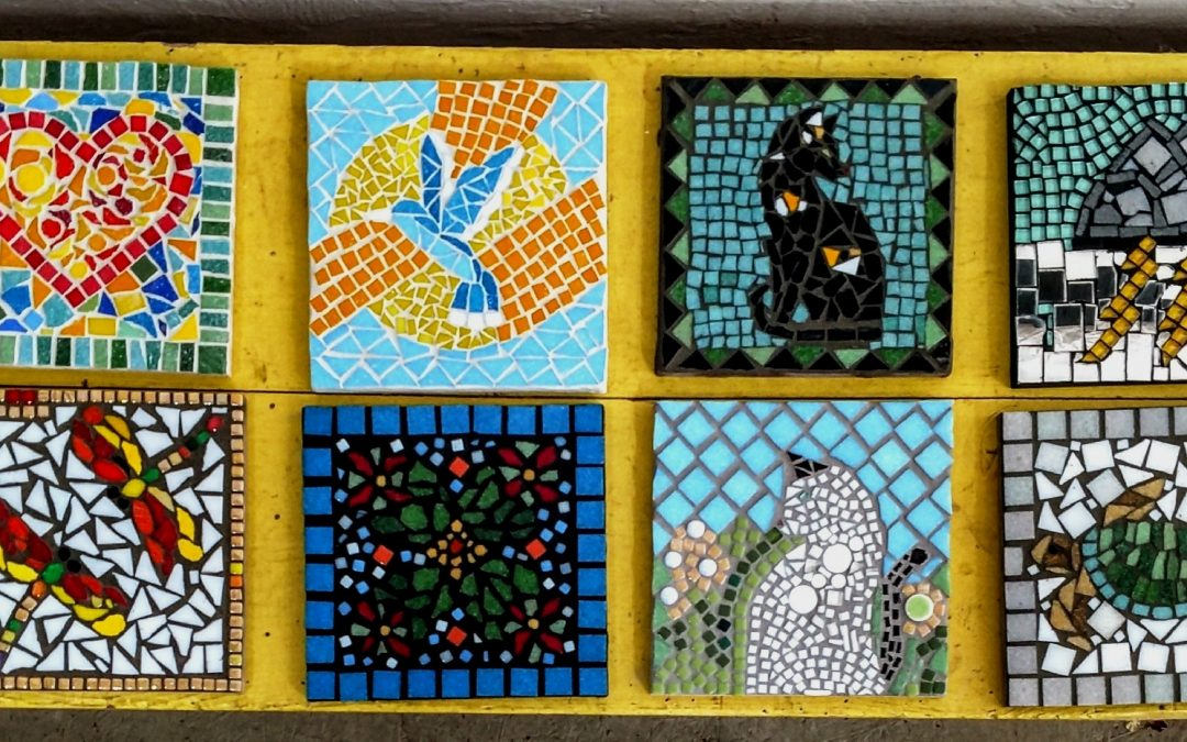 Intro to Mosaics with Jill Gatwood