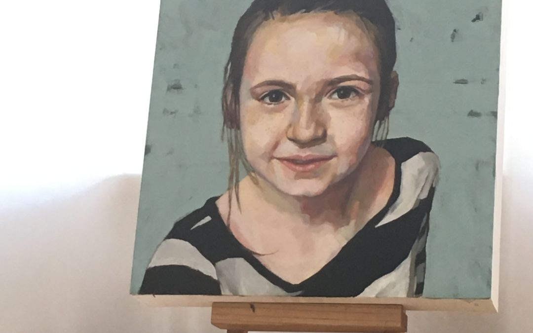 Oil Painting Practice for Beginners with Natalie Voelker