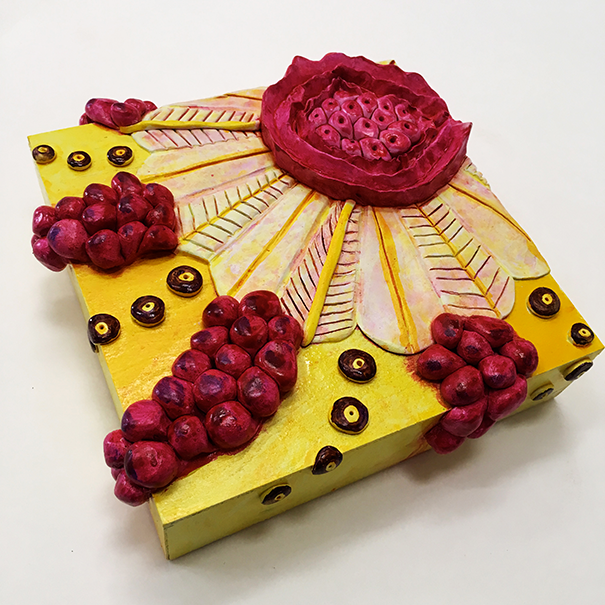 Synthetic Clay: Experiments with 2 Part Epoxy with Lea Anderson