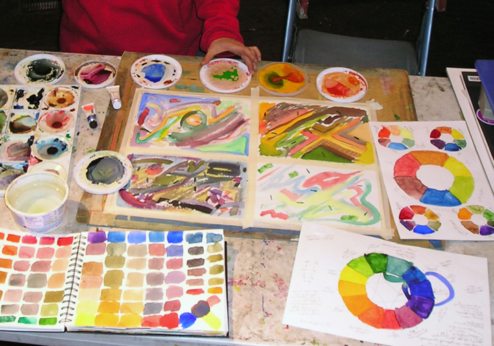 Adventures in Color Theory with Lea Anderson