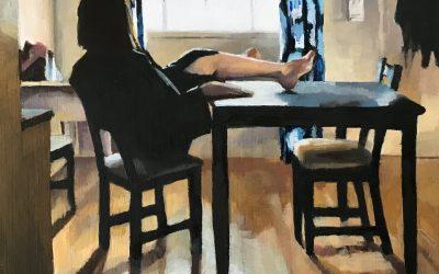Oil Painting Practice for Beginners w/ Natalie Voelker