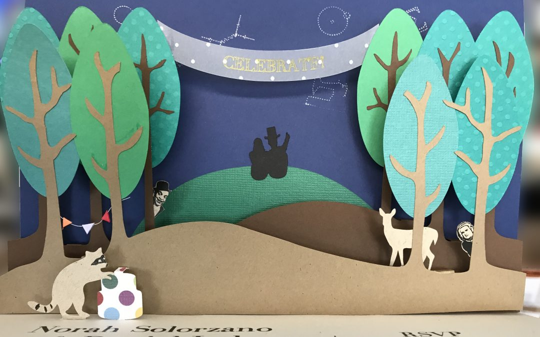 Pop-Up Books with Norah Solorzano